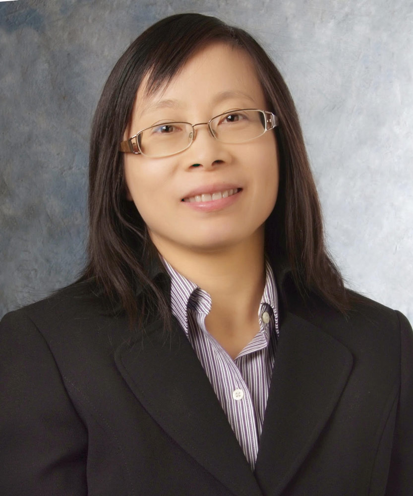 Photo of Huichun Zhang