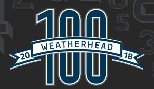 logo for 2018 Weatherhead 100