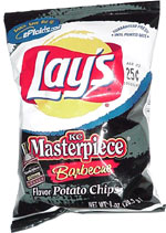 Frito-Lay's KC Masterpiece chips