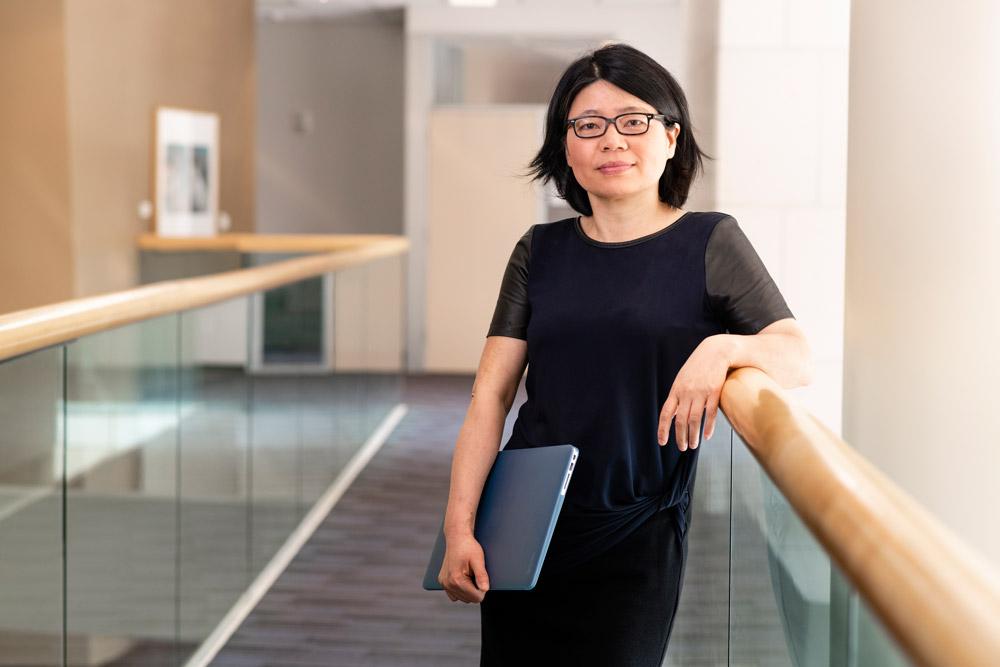 Photo of Rong Xu