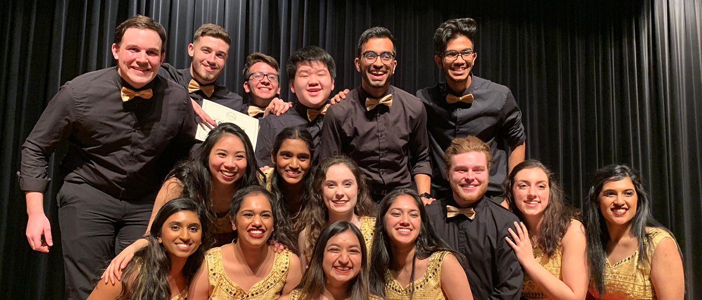 Dhamakapella named runner-up in ICCA Midwest Quarterfinals