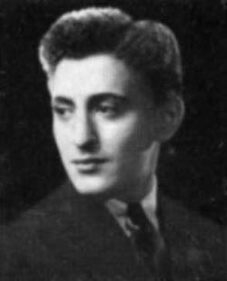 Headshot of Samuel Miller as a