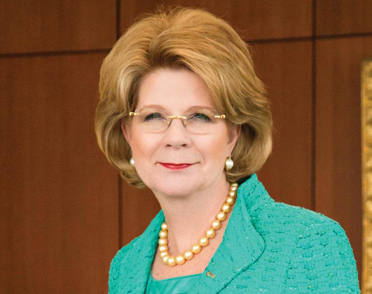 Photo of Beth Mooney