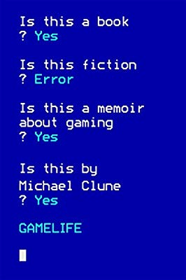 "Cover of the book ""Gamelife"""