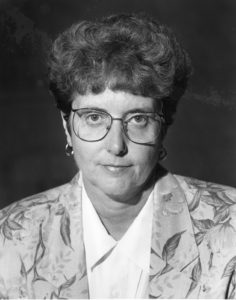 Photo of Nancy Gray