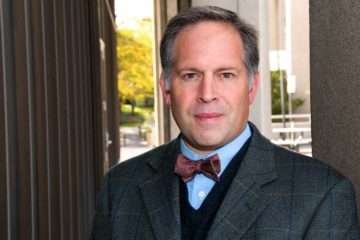 Headshot of Case Western Reserve University sociology professor Brian Gran