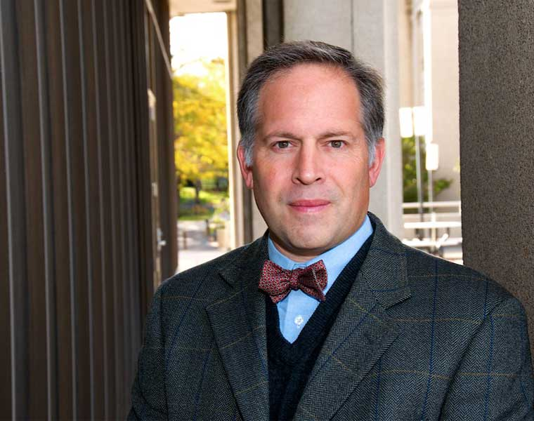 Headshot of Case Western Reserve University sociology professor Brian Gran