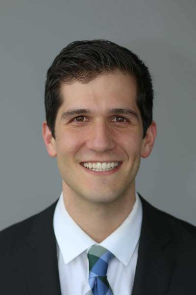 Headshot of Case Western Reserve University School of Medicine student Max Feinstein
