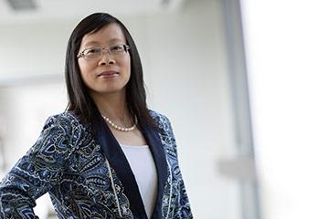 Photo of Huichun (Judy) Zhang