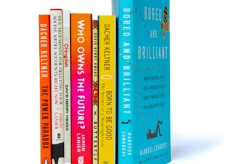 Books by 2019-20 Think Forum speakers lined up