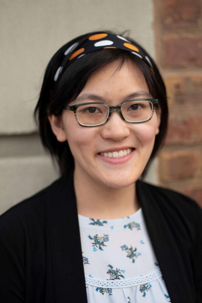 Photo of Katherine Yan