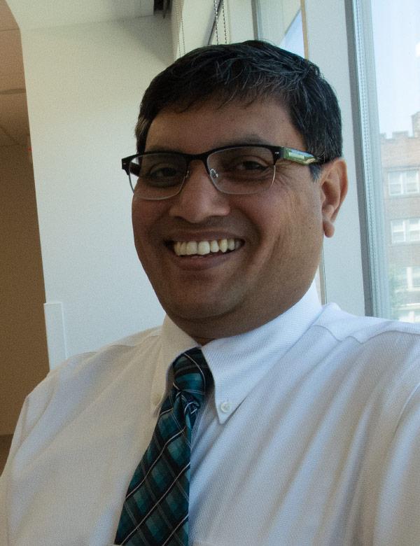 headshot of Ali Syed