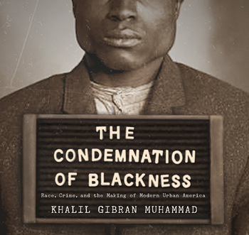 "Book cover of ""Condemnation of Blackness"""