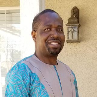 Photo of Peter Chukwuka