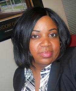 Headshot of Case Western Reserve University TRIO staff member Darlene Barnes