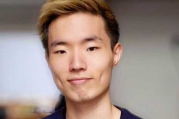 Portrait of Aiden Kim