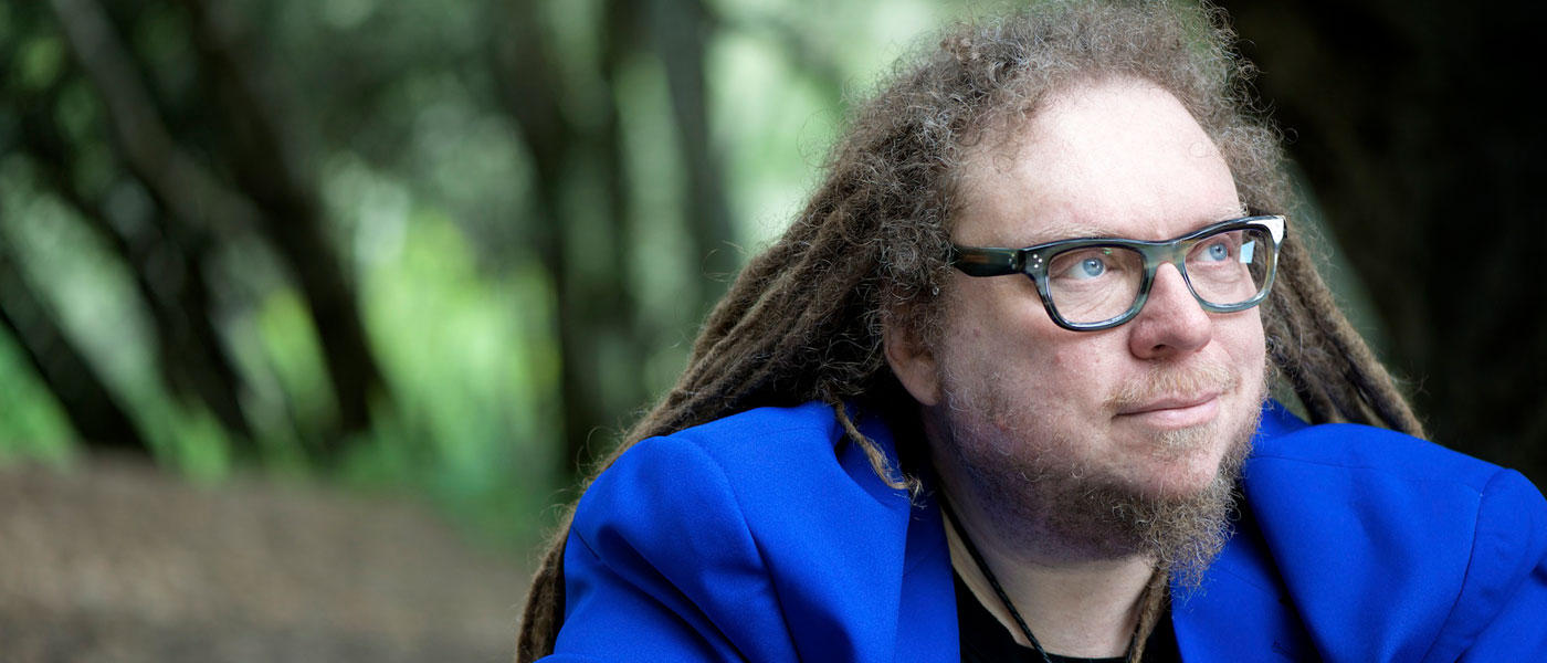 Portrait of Jaron Lanier