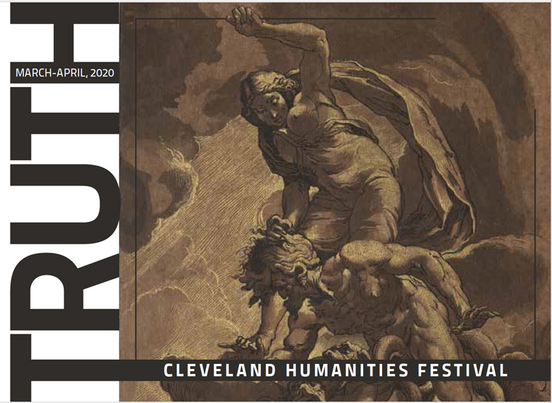 logo for the 2020 Cleveland Humanities Festival