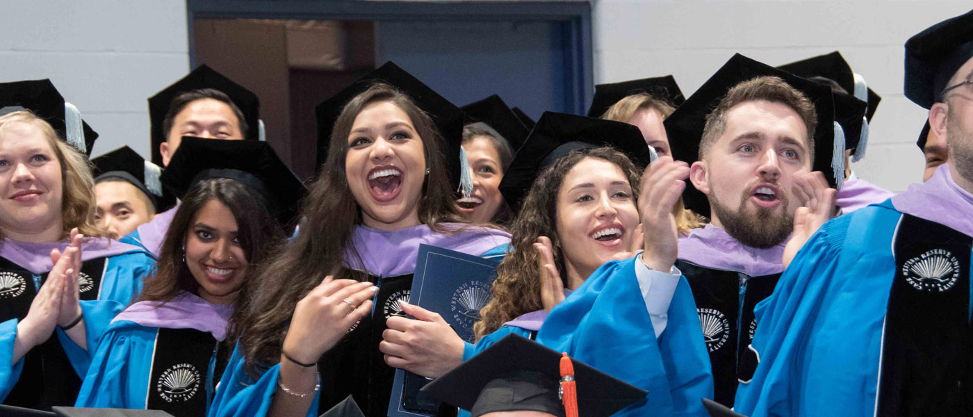 CWRU to bestow three honorary degrees during commencement