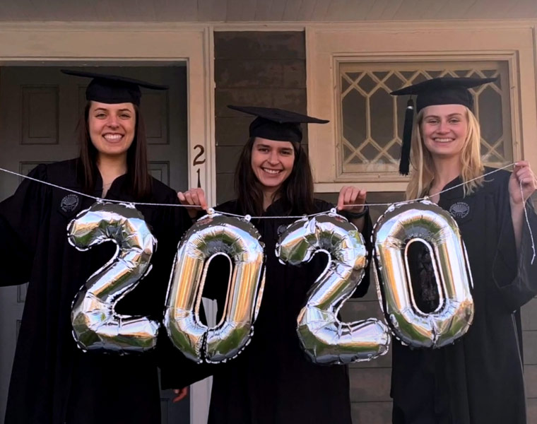 Watch: From orientation to commencement, the Class of 2020 reflects on their CWRU experience
