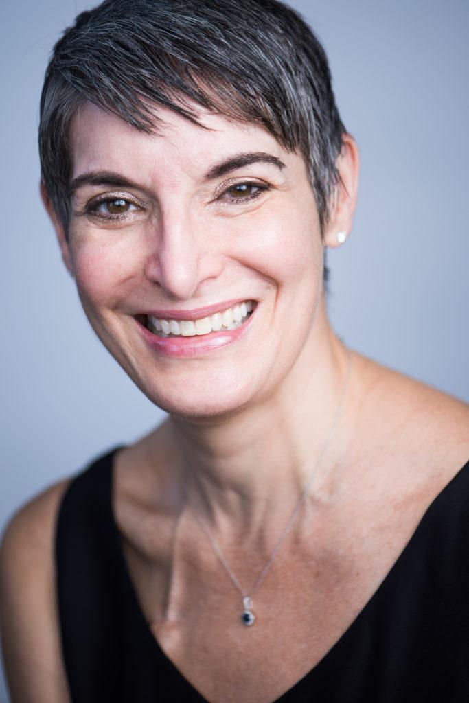 Photo of researcher Nicole Ward