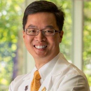 Photo of researcher Alex Huang