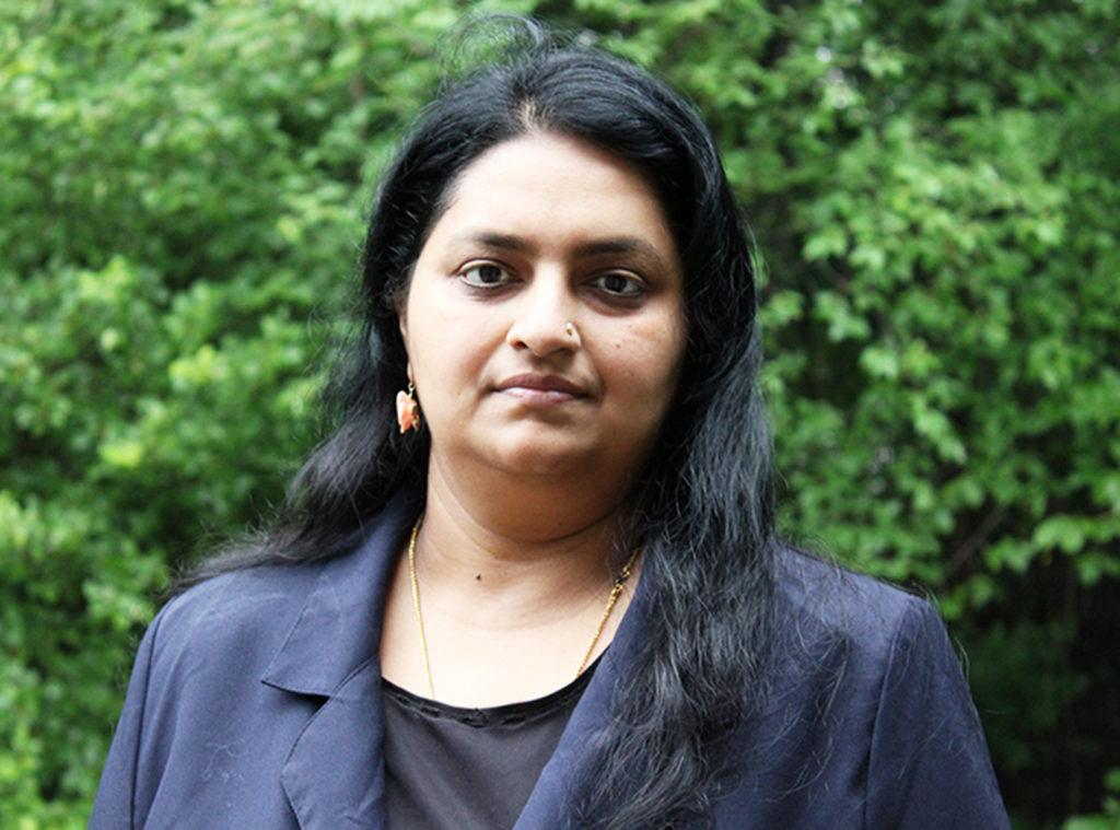 Photo of Reshmi Parameswaran