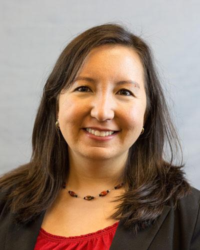 Headshot of Case Western Reserve alumna Annette Iwamoto
