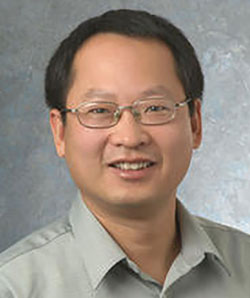 Headshot of Case Western Reserve professor Jing Li