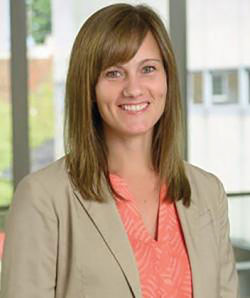 Headshot of Case Western Reserve faculty member Megan Holmes