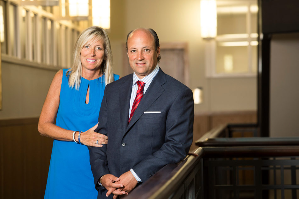 Photo of Fred and Brittan DiSanto