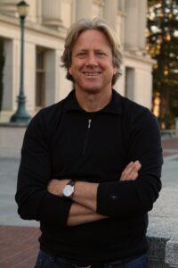 Photo of speaker Dacher Keltner.