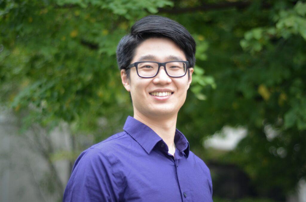 Photo of researcher Qiuye Li