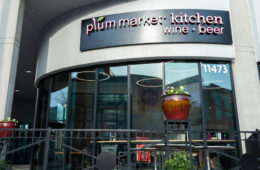 Photo of the exterior of Plum Market in Uptown
